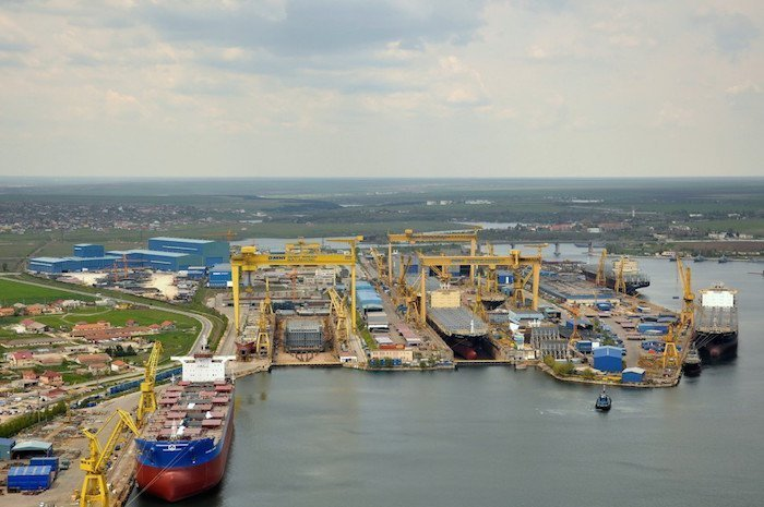 Romania's largest shipyard faces liquidation in wake of DSME's demise