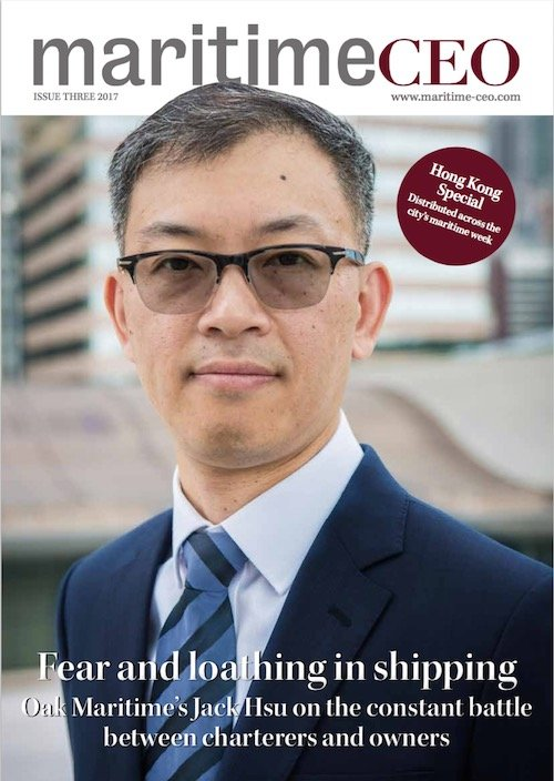 Maritime CEO Issue Three 2017