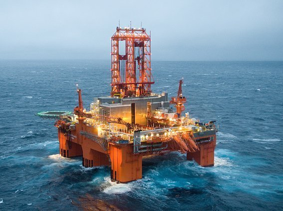 North Atlantic Drilling gets semi-sub extension at reduced rate