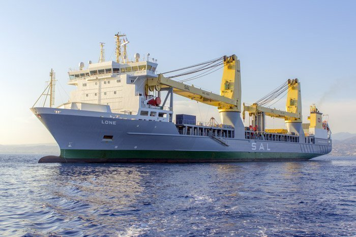 SAL Heavy Lift awarded transport contract by GeoSea