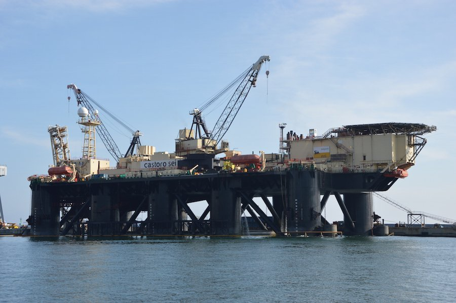 Eiffage in negotiations to take over Saipem's maritime works