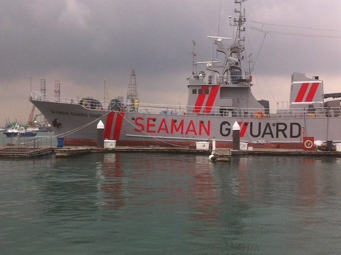 Seaman Guard Ohio crew acquitted