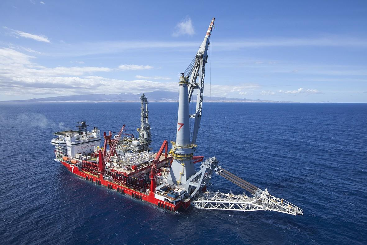 Subsea 7 clinches three contracts offshore Saudi Arabia