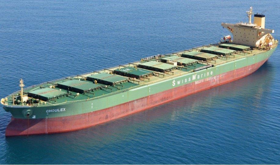 Vessel details for: CSK GENERATION (Bulk Carrier) - IMO