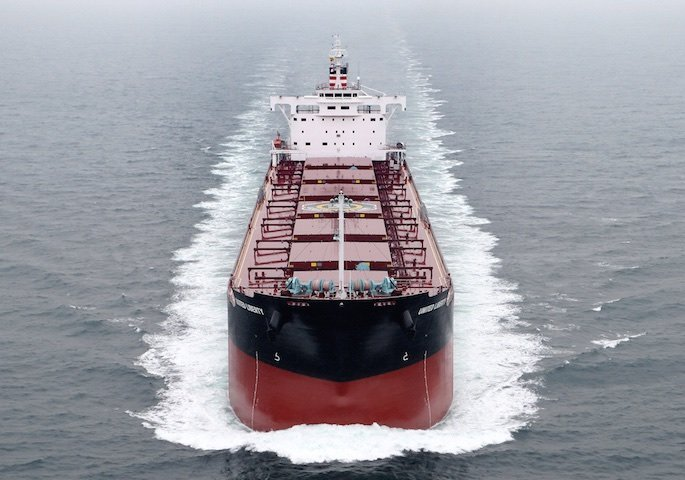 Minsheng Financial Leasing makes bulker return