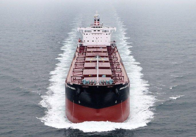 Minsheng Financial Leasing makes bulker return