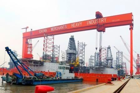 China Merchants Heavy Industry secures four liftboats