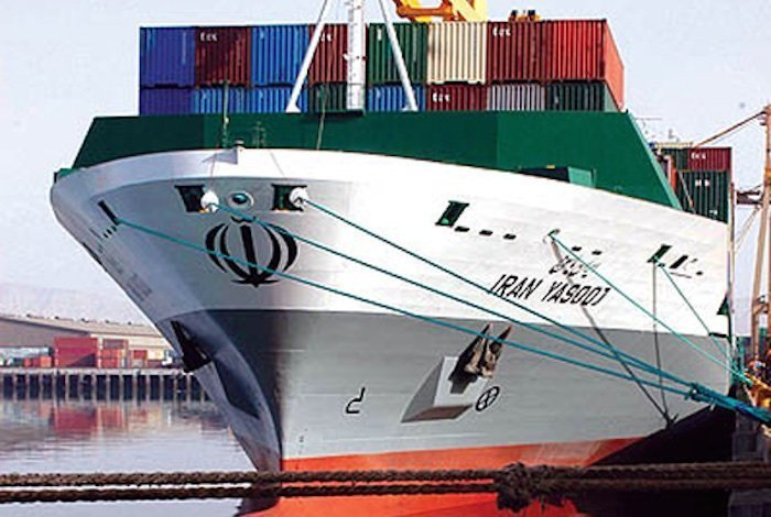 US withdrawal from Iran deal will see sanctions reimposed on Iranian ports and shipping