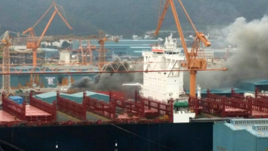 Photo of DSME death toll rises to two