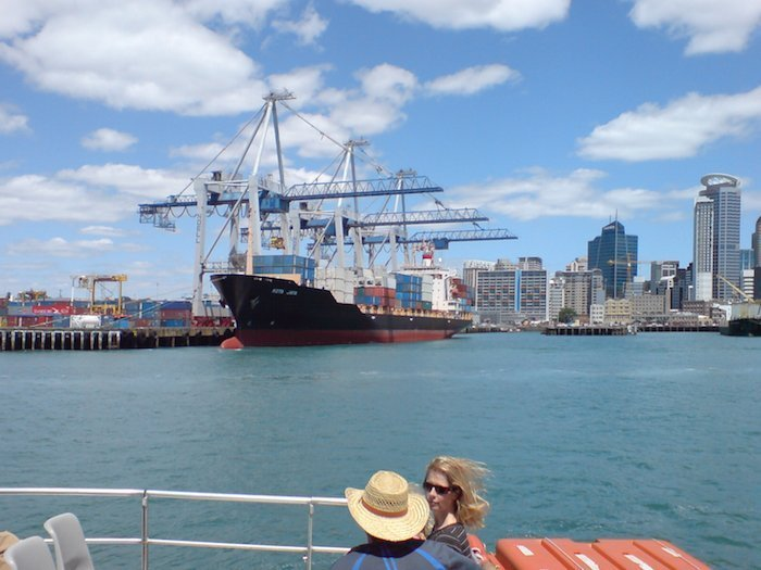 Automation plans could see Auckland port slash workforce by more than 10%