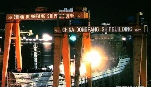 Zhongfei Green Energy looks to restructure Dongfang Shipbuilding into hydrogen ship base