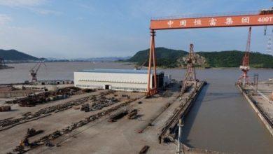 Photo of Hengfu Shipbuilding to resume operations