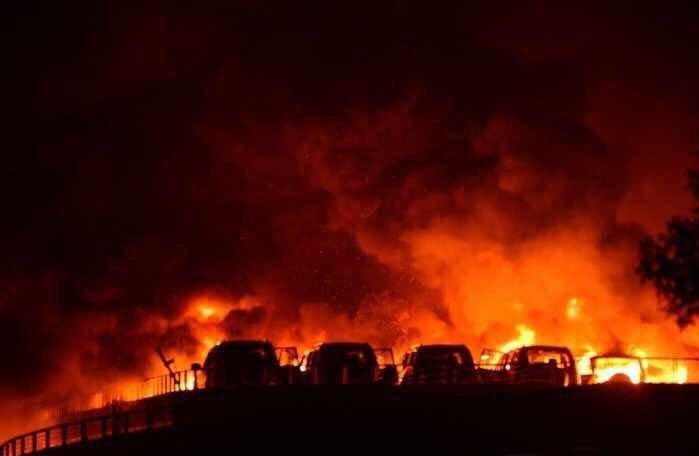 Chinese authorities call to simplify Tianjin Port explosion claims process