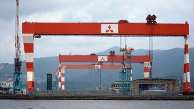 Photo of Mitsubishi Heavy restructures shipbuilding division
