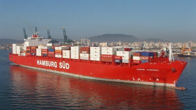 Photo of Mexico seizes nearly 170kg of cocaine on Hamburg Süd containership