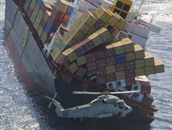 Rise of the megaship brings huge casualty risks