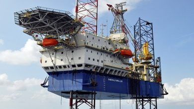 Photo of Vantage Drilling jackup awarded Gabon contract by Total