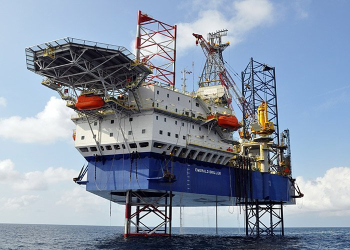Vantage Drilling awarded new jackup contract by Carigali-PTTEPI
