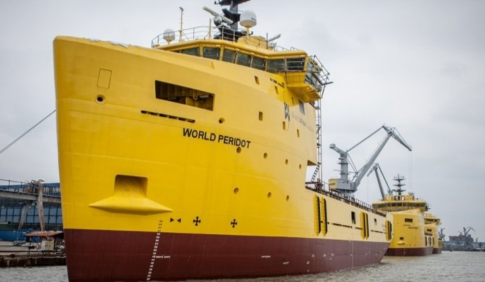 Petrobras terminates offshore vessel contracts with World Wide Supply