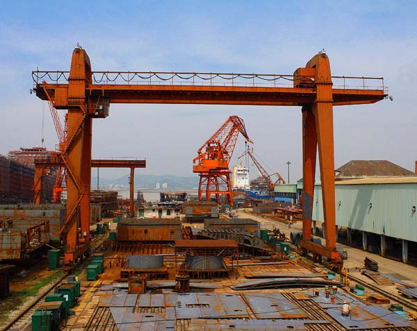 Shandong Huahai Shipbuilding goes bankrupt