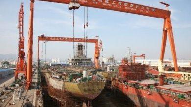 Photo of Shanhaiguan Shipbuilding Industry signs six 1,100 teu boxships