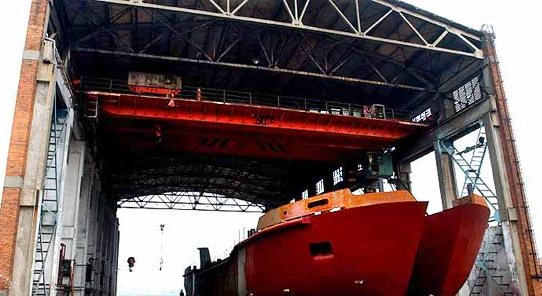 Yiyang Zhonghai Shipyard listed for sale