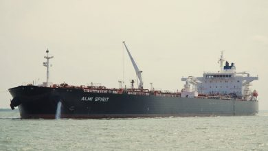 Photo of Almi in for pair of VLCC newbuilds