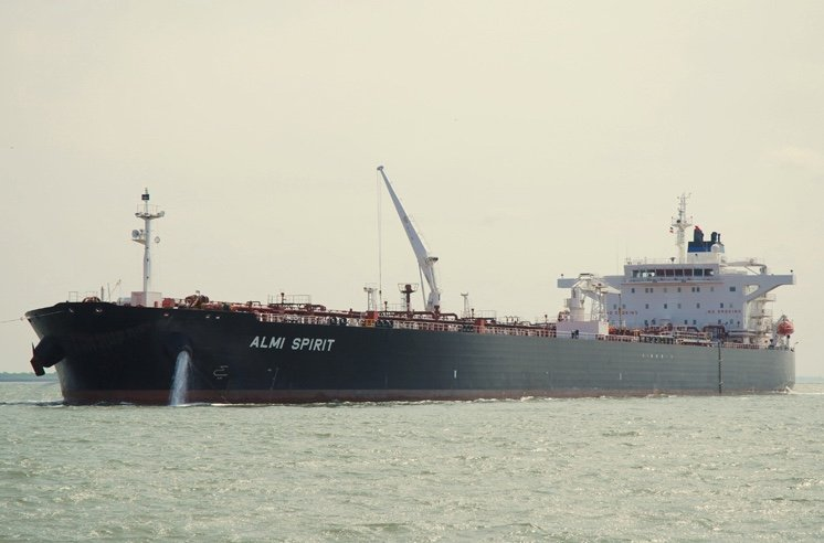 Almi Tankers vessel hit by pirates in Singapore Strait