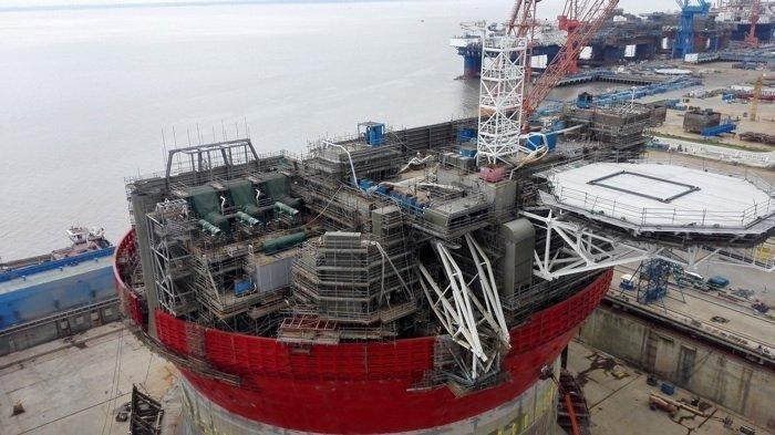 Delayed oilfield development postpones FPSO delivery from Cosco Nantong