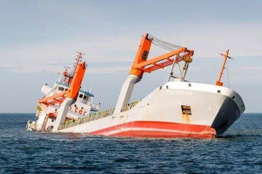 Flinterstar ruled a total loss after K Line LNG carrier collision