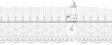 Photo of New boxship design gets rid of engine rooms