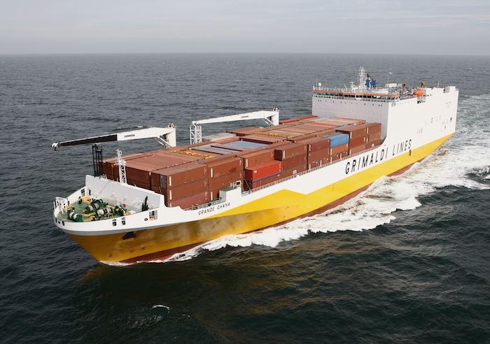 Grimaldi Group bound for Cuba