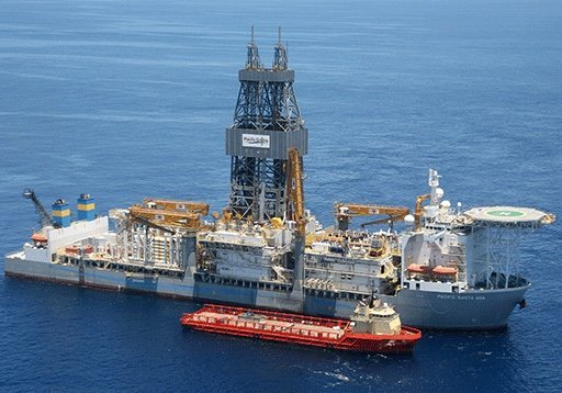 Hyperdynamics takes Pacific Drilling drillship