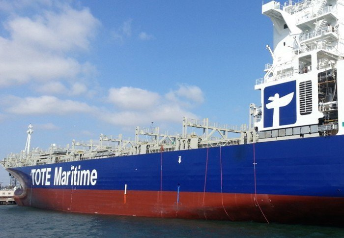 TOTE delays LNG retrofit in wake of El Faro disaster