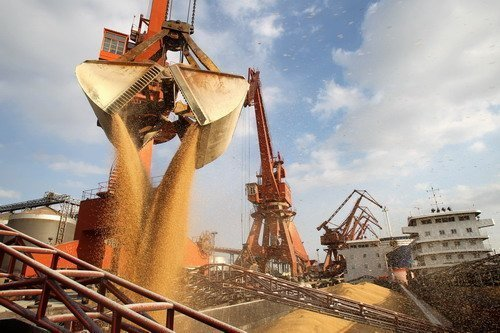 Brazil-China grain route goes live