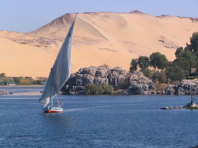 Egypt looking at linking the Mediterranean to Lake Victoria