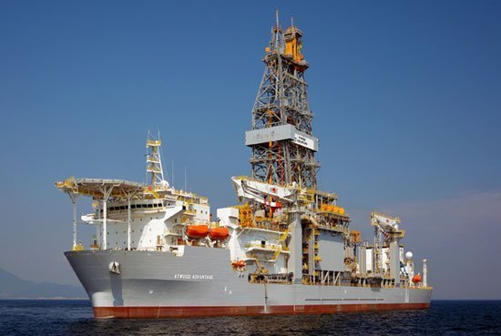 Noble Energy extends drillship contract with Atwood Oceanics