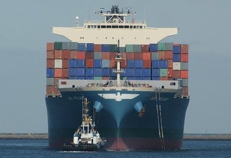 Fire erupts in six containers onboard APL Le Havre