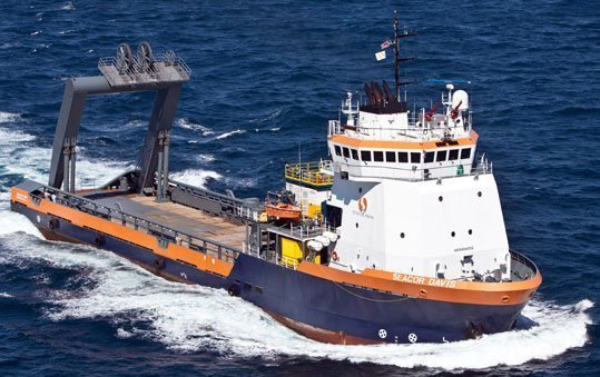 Seacor Marine issues $175m in convertible debt to Carlyle Group