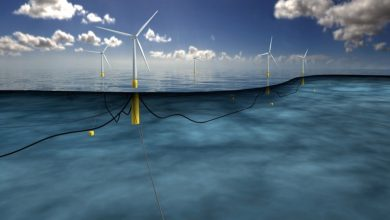 Photo of Statoil to build world's first floating wind farm off Scotland