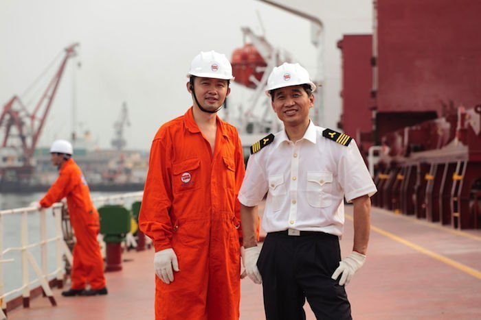 Wallem in China manning first
