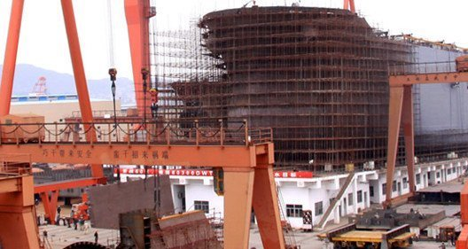 Fujian Crown Ocean Shipbuilding suspends operations