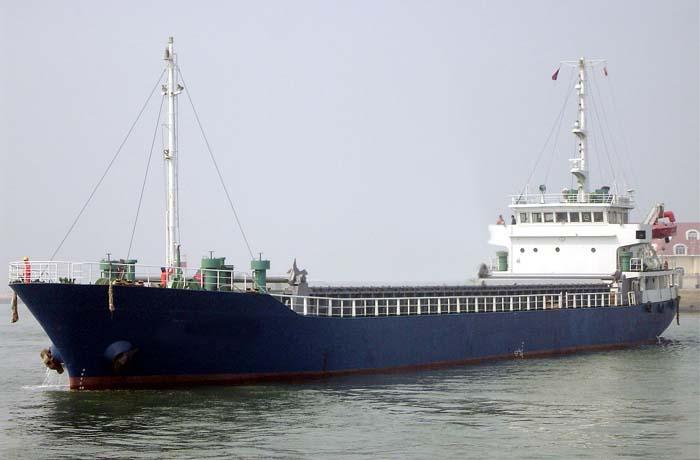 Turkish cargo ship sinks in Libya, seven missing