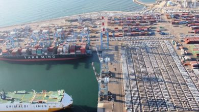 Photo of Ashdod port fined for sulfur spill