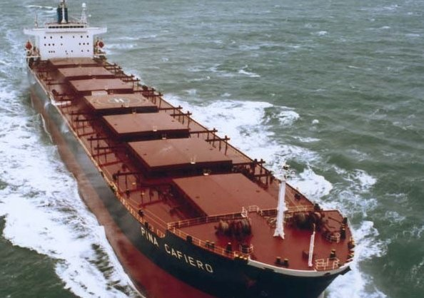 Augustea offloads elderly panamax bulker