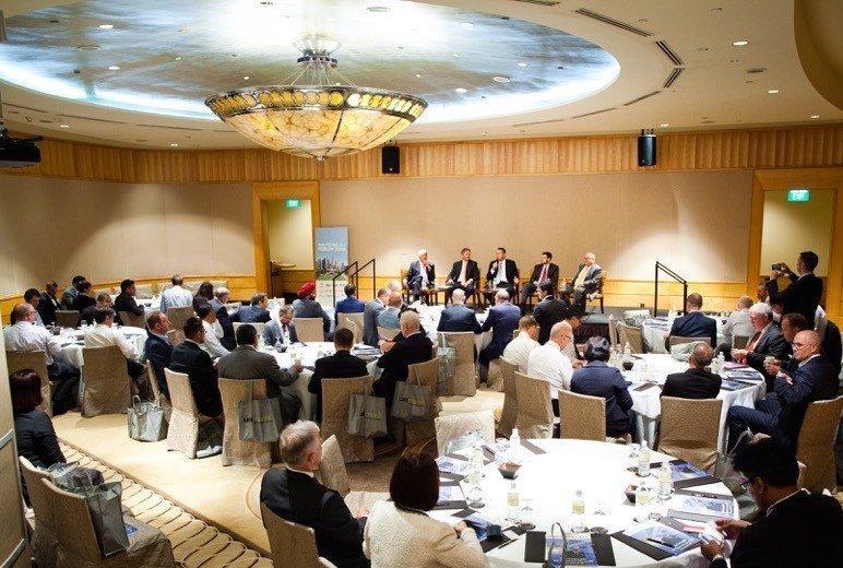 CEO Forum crowd