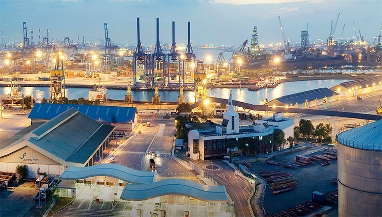 Jurong Port and Oiltanking to build liquid storage terminal