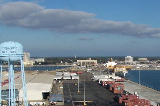 Gulfport locals unhappy at planned port expansion