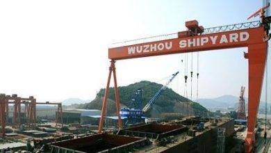 Photo of Wuzhou Shipyard becomes first state-run shipyard to go bust