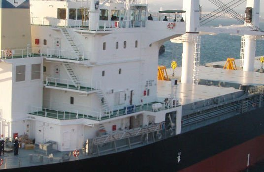 Seafarer falls to his death carrying out ship maintenance